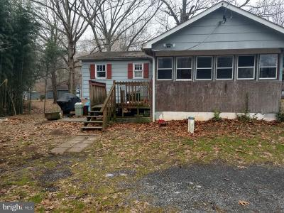 Frederick County Single Family Home Under Contract: 6819a Red Bird Lane