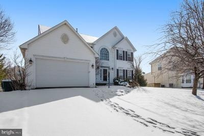 Frederick County Single Family Home Under Contract: 5061 Croydon Court