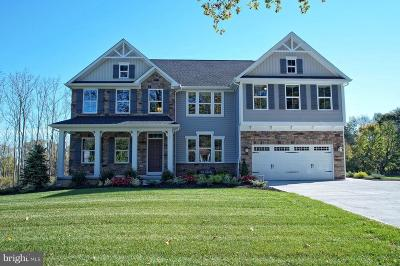 Frederick MD Single Family Home For Sale: $519,990