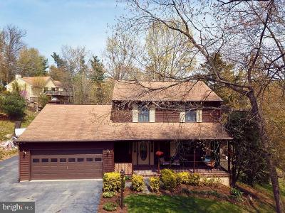 New Market Single Family Home Active Under Contract: 7028 Fox Chase Road