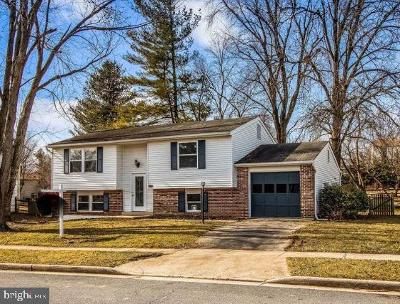 Walkersville Single Family Home For Sale: 105 Glade Boulevard