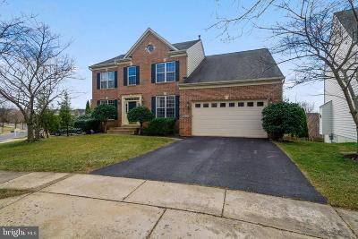 Frederick Single Family Home For Sale: 3643 Byron Place