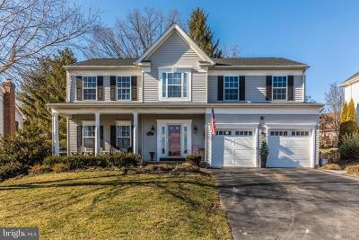 Frederick Single Family Home For Sale: 6314 Remington Drive