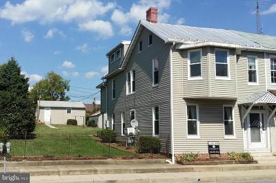 Emmitsburg Single Family Home For Sale: 121 Main Street E