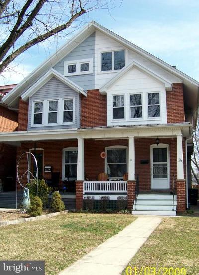Frederick Single Family Home For Sale: 1196 N Market Street