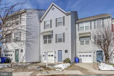 Frederick Townhouse For Sale: 448 Blossom Lane
