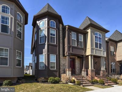 Frederick Townhouse For Sale: 1159 Holden Road