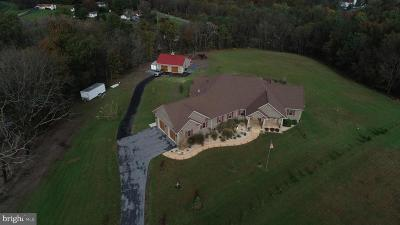 Frederick County Single Family Home For Sale: 7235 Woodville Road
