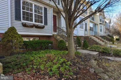 Frederick Townhouse For Sale: 6715 Sandpiper Court