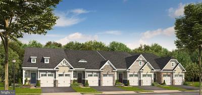 Urbana Townhouse For Sale: 9228 Bealls Farm Road
