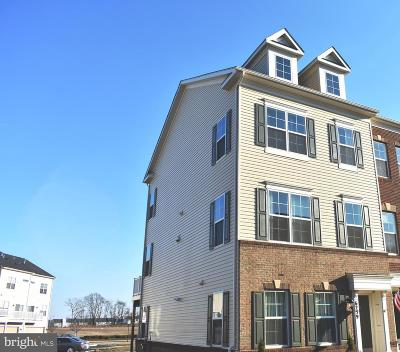 Frederick Townhouse For Sale: 6259 Ritter Drive