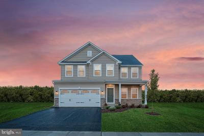 New Market Single Family Home For Sale: 6838 Woodridge Road