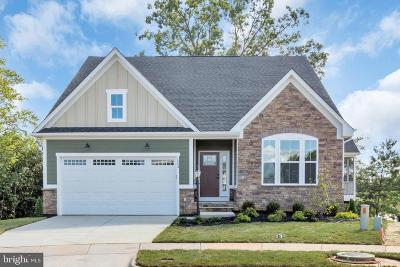 Frederick Single Family Home For Sale: 5842 Barts Way