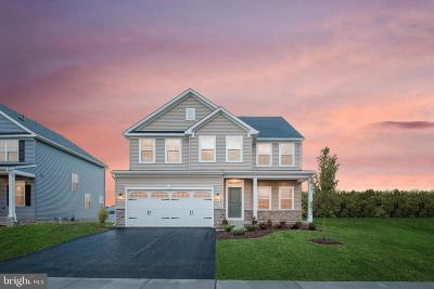 Frederick Single Family Home For Sale: 3836 Barts Way