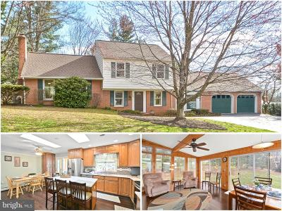 Frederick County Single Family Home For Sale: 7307 Parkview Drive