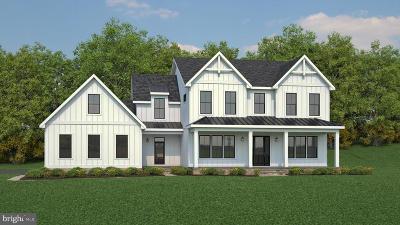Frederick Single Family Home For Sale: 5821 Etzler Road