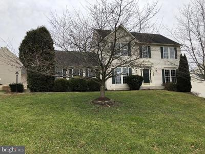 Frederick County Single Family Home For Sale: 6304 Claridge Drive S