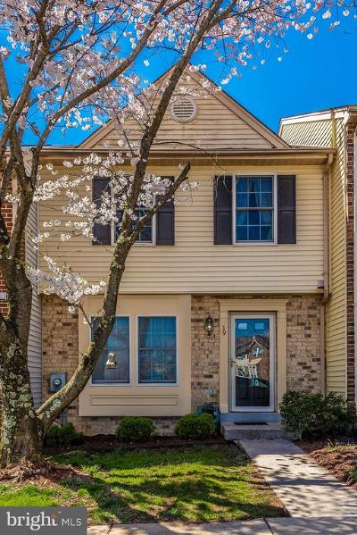 Thurmont Townhouse Active Under Contract: 19 Catoctin Highlands Circle