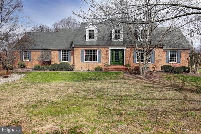 Ijamsville Single Family Home For Sale: 5449 Mussetter Road
