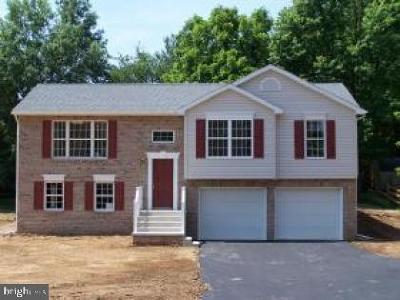 Sabillasville Single Family Home Active Under Contract: 16396 Raven Rock Road