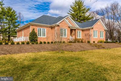Frederick County Single Family Home For Sale: 1600 Thurston Road