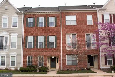 Villages Of Urbana Townhouse Under Contract: 3697 Singleton Terrace