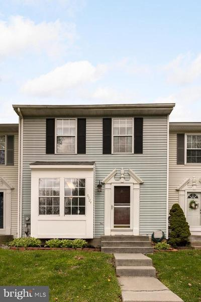 Frederick Townhouse For Sale: 6724 Mallard Court
