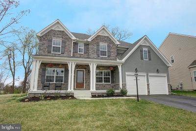 Frederick Single Family Home For Sale: 2102 Cohasset Court
