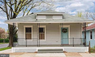 Frederick Single Family Home For Sale: 207 W 7th Street