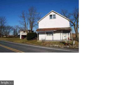 Frederick County Single Family Home For Sale: 9201 Dublin Road