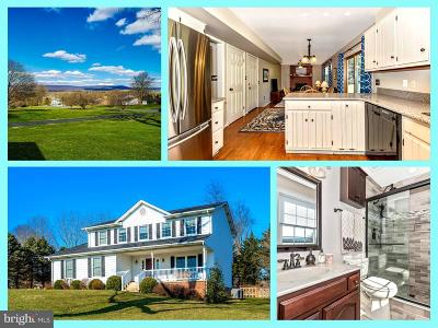 Middletown Single Family Home For Sale: 2814 Grandview Drive