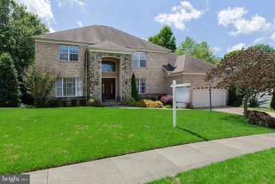New Market Single Family Home For Sale: 11057 Sanandrew