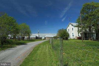 Farm For Sale: 15210d Motters Station Road