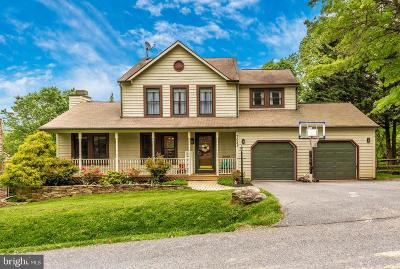 New Market Single Family Home For Sale: 7023 Fox Chase Road