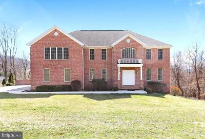 Myersville Single Family Home For Sale: 10721 Easterday Road