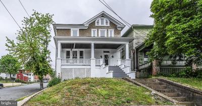 Frederick County Single Family Home For Sale: 533 W Potomac Street