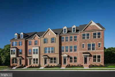 Monrovia Townhouse For Sale: 4712 Black Eyed Susan Mews.