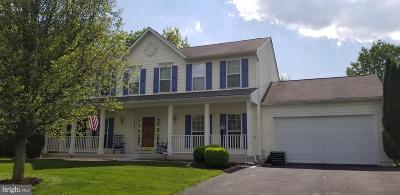 Emmitsburg Single Family Home Under Contract: 4005 Carrick Court