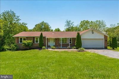 Ijamsville Single Family Home For Sale: 3668 Ridgeview Road