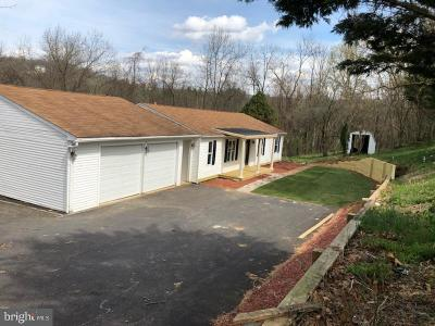 Frederick County Rental For Rent: 3002 Meadowhill
