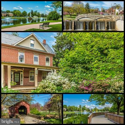 Frederick Single Family Home For Sale: 705 Rosemont Avenue