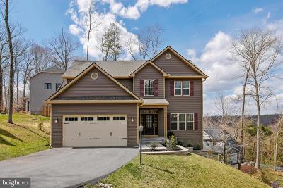 New Market Single Family Home For Sale: 6804 Oakcrest Court