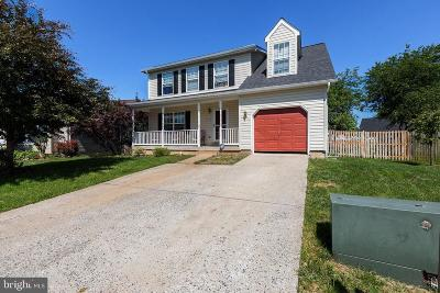 Frederick County Single Family Home Under Contract: 226 Lake Coventry Drive