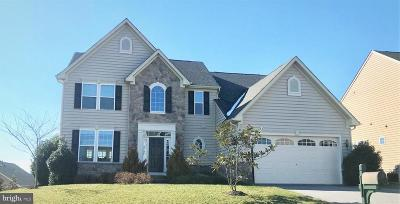 New Market Single Family Home For Sale: 6754 Woodridge Road