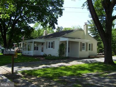 Walkersville Single Family Home For Sale: 65 Main Street