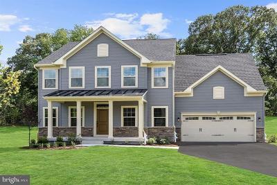 New Market Single Family Home For Sale: 6868 Woodridge Road