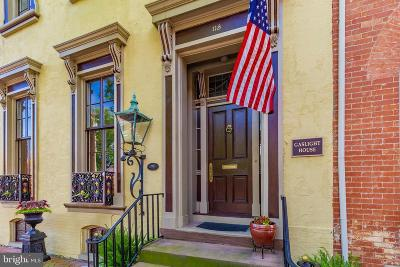 Frederick County Townhouse For Sale: 118 E Church Street