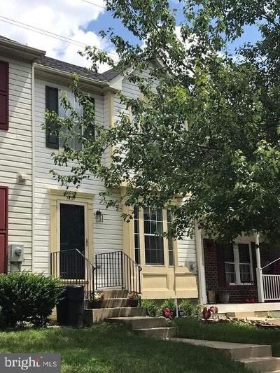 Frederick Townhouse For Sale: 5267 Earles Court