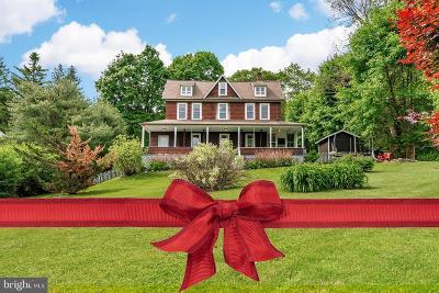 Sabillasville Single Family Home For Sale: 17673 Sabillasville Road