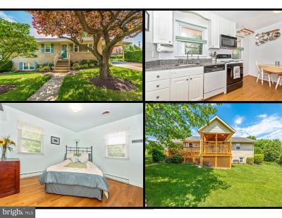 Frederick County Single Family Home For Sale: 2 Kline Boulevard